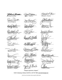smith endorsement letter 1st page endosements